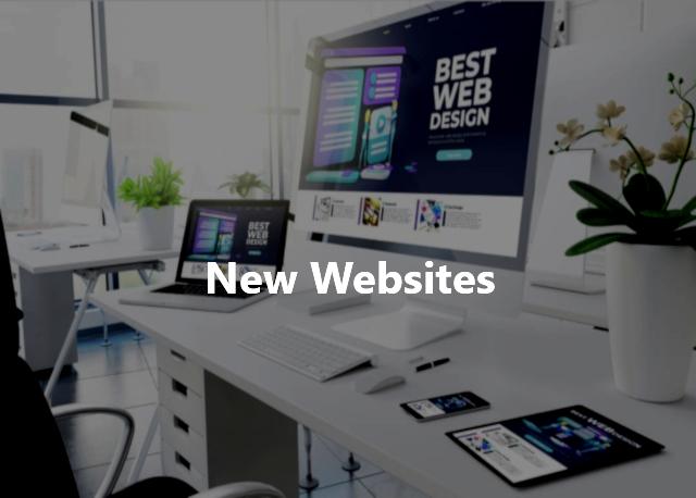 new websites designed by JL Web Design