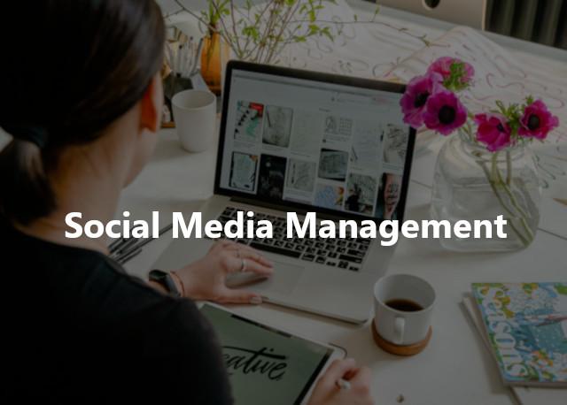 social media management by JL Web Design