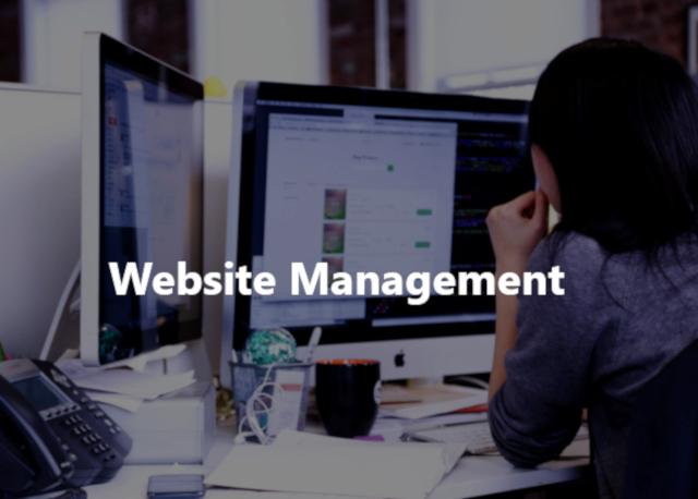 website management by JL Web Design